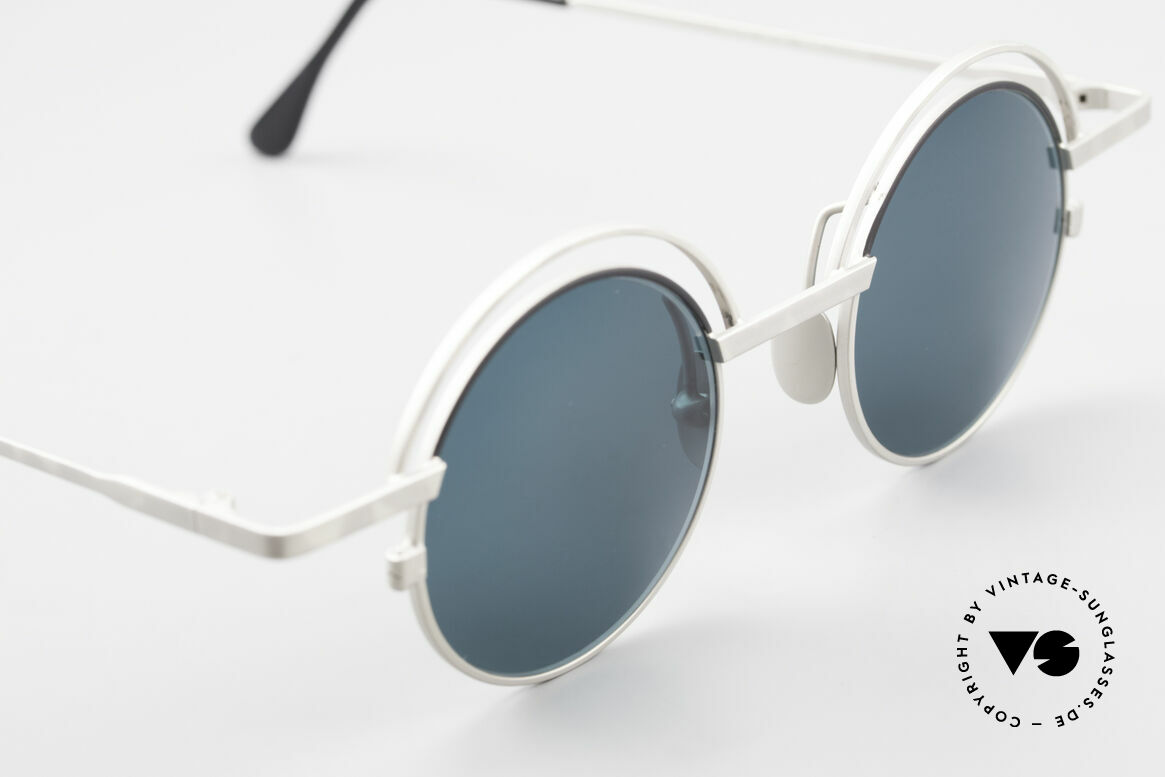 IMAGO Pluto Round Designer Sunglasses, NO RETRO (reproduction) shades, but a real old original!, Made for Men and Women