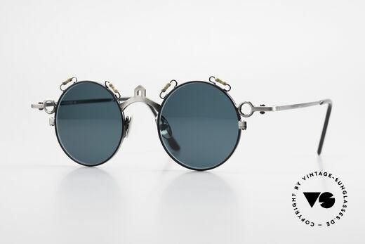 IMAGO Neptun 90s Designer Sunglasses Panto Details