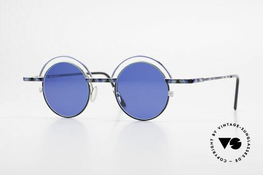 IMAGO Pluto Art Designer Sunglasses 90's Details