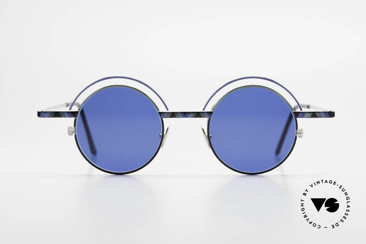 IMAGO Pluto Art Designer Sunglasses 90's, 'imago' is Latin for: shape, idea, imagination, vision ..., Made for Men and Women