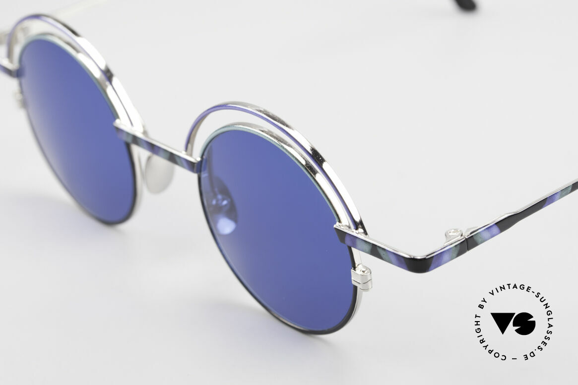 IMAGO Pluto Art Designer Sunglasses 90's, unworn single item from the late '90 (true vintage rarity), Made for Men and Women