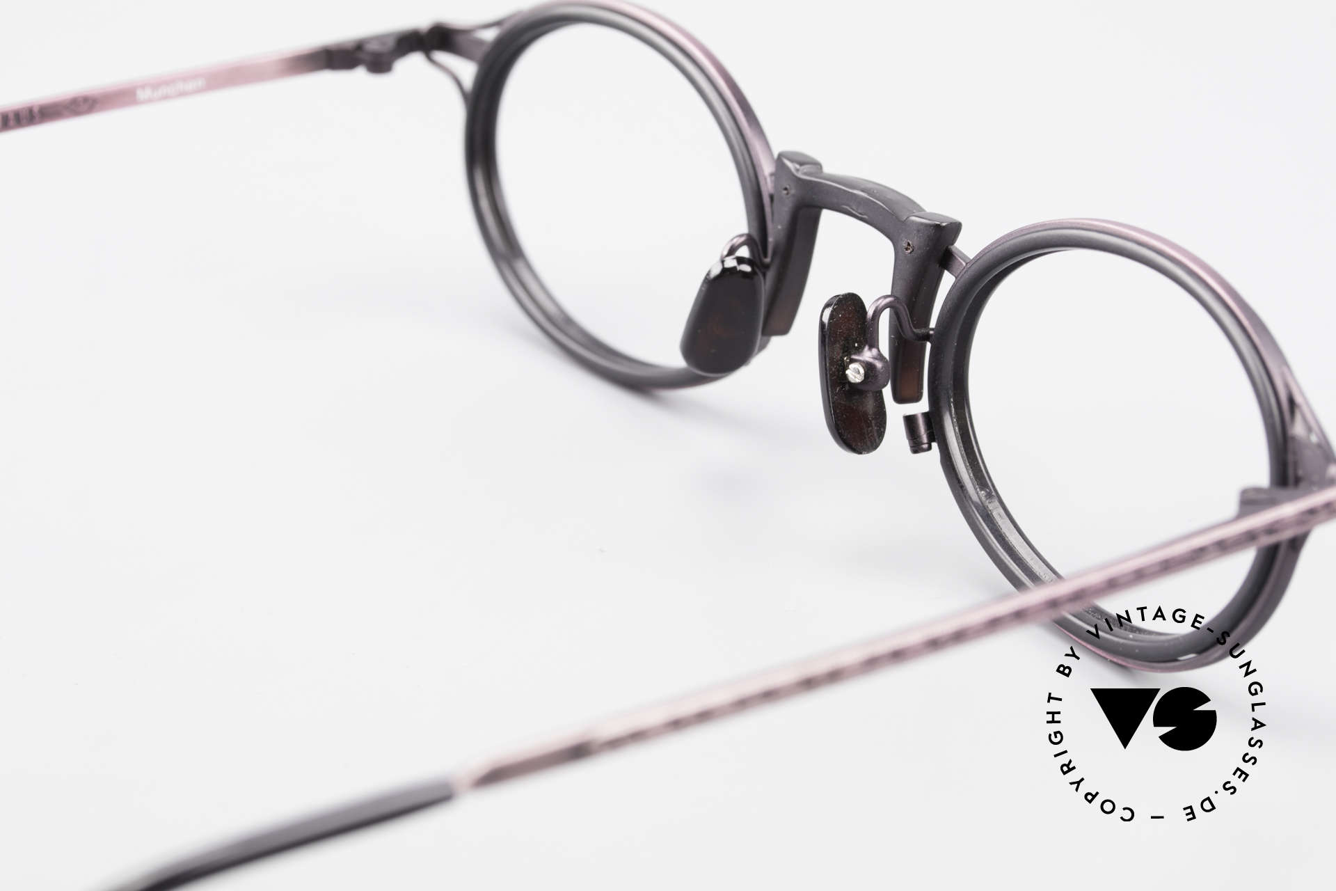 Freudenhaus Andua Oval 90's Designer Frame, NO RETRO fashion, but an old Original from the 90's, Made for Women
