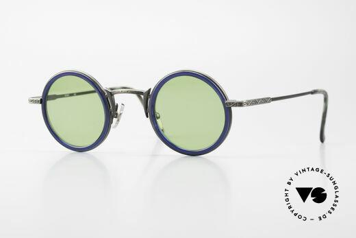 Freudenhaus Domo Round Designer Sunglasses Details