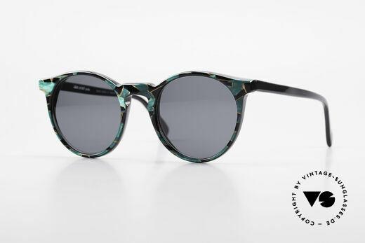 Alain Mikli 034 / 885 Panto Designer Sunglasses Details