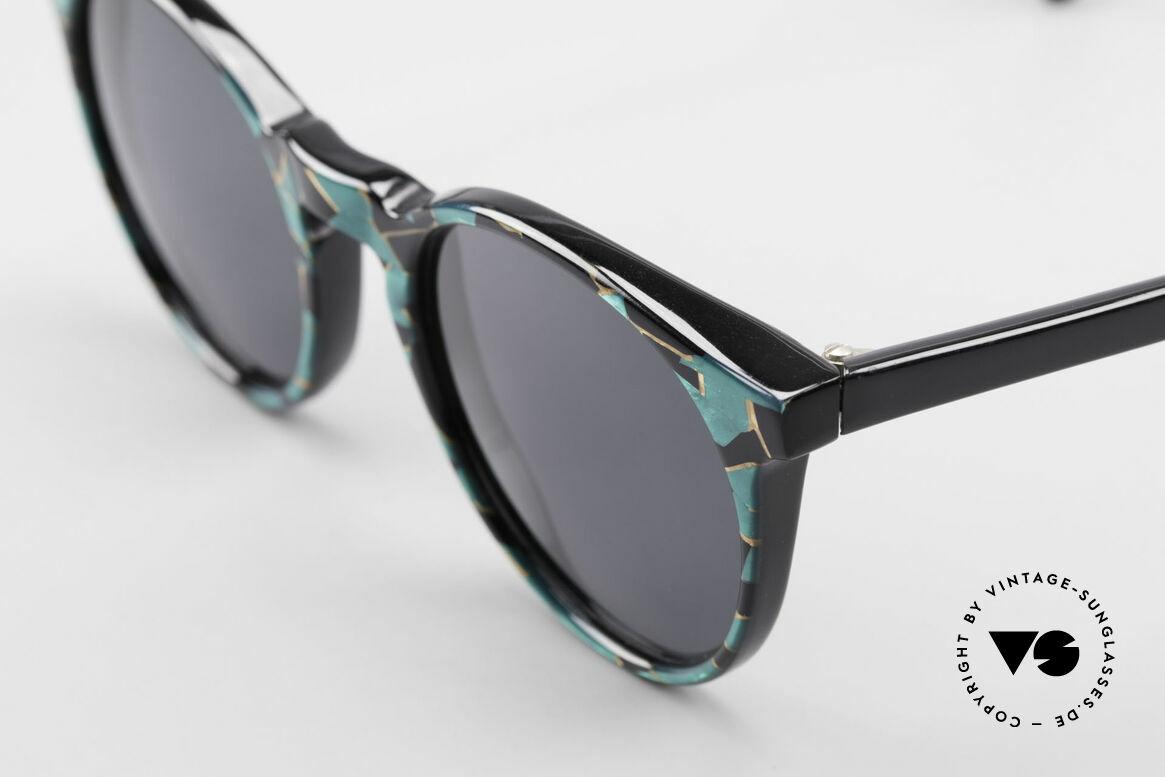 Alain Mikli 034 / 885 Panto Designer Sunglasses, never worn (like all our vintage Alain Mikli specs), Made for Men and Women