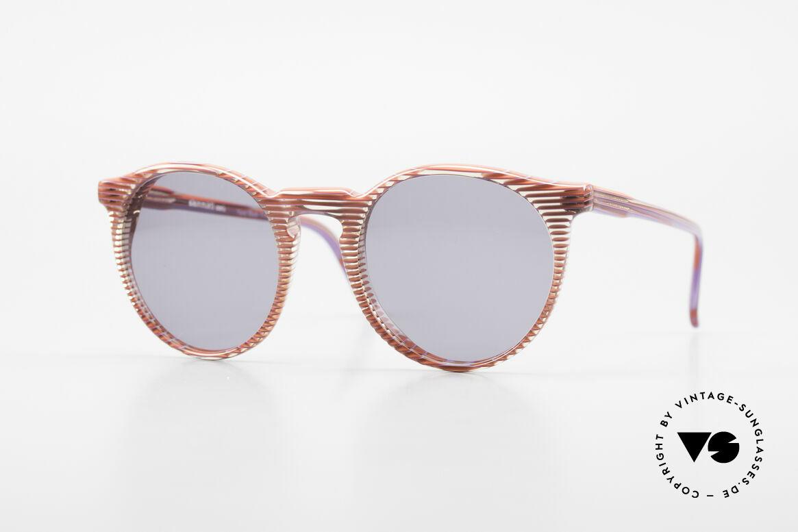 Alain Mikli 034 / 274 80's Ladies Panto Sunglasses, enchanting vintage Alain Mikli designer sunglasses, Made for Women