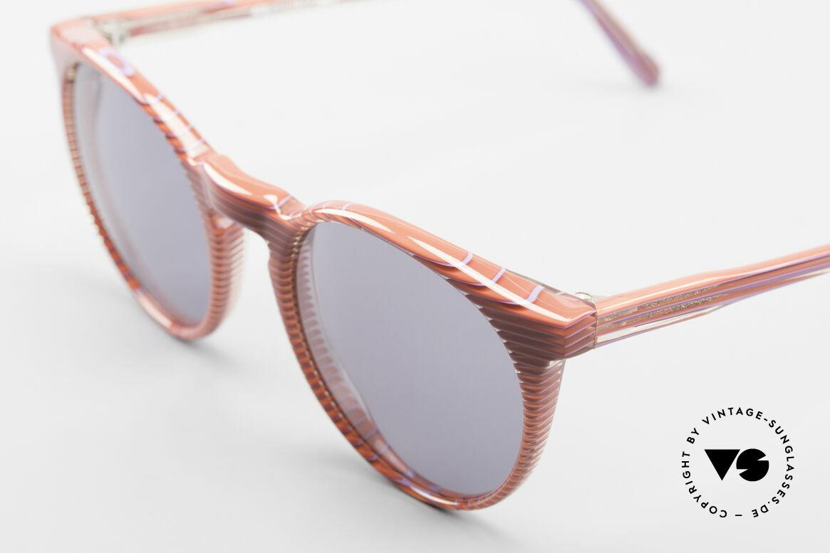Alain Mikli 034 / 274 80's Ladies Panto Sunglasses, never worn (like all our vintage Alain Mikli specs), Made for Women