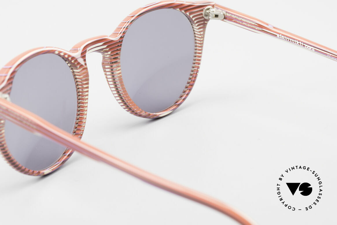 Alain Mikli 034 / 274 80's Ladies Panto Sunglasses, NO RETRO shades, but an old ORIGINAL from 1989, Made for Women