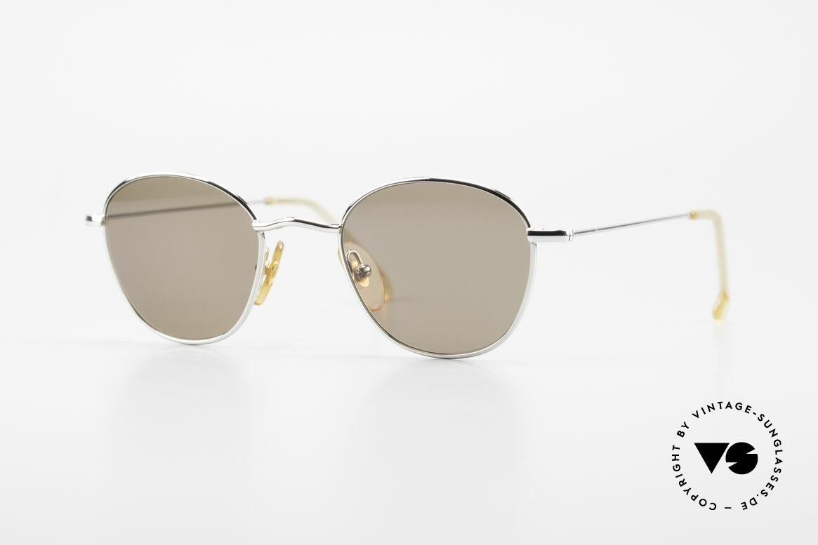 W Proksch's M8/1 90's Advantgarde Sunglasses, Proksch's vintage Titanium sunglasses from 1995, Made for Men and Women