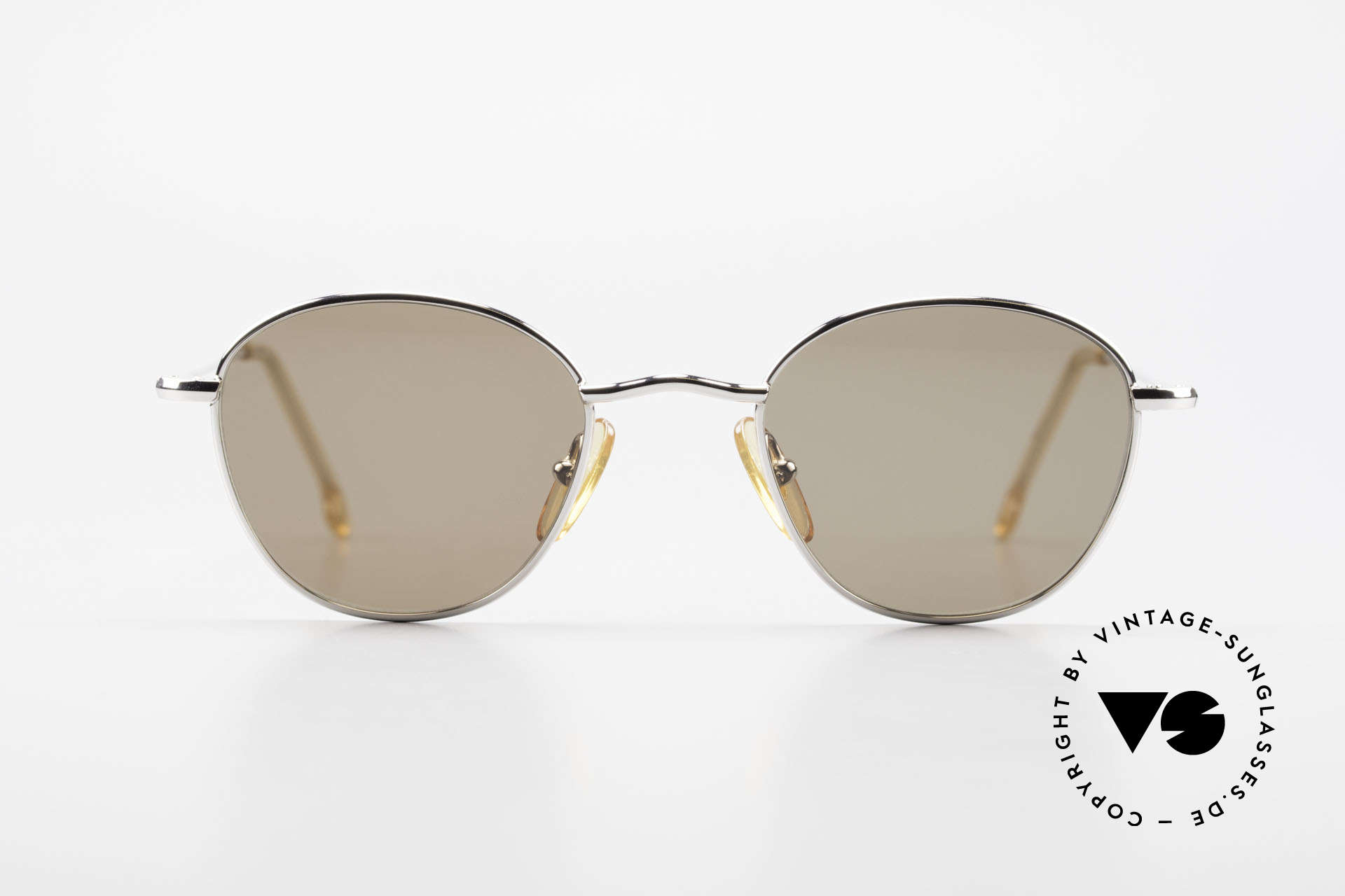 W Proksch's M8/1 90's Advantgarde Sunglasses, back then, produced by Wolfgang Proksch himself, Made for Men and Women