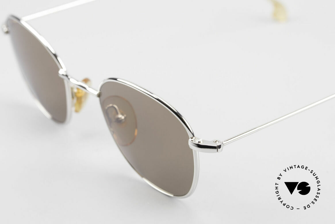 W Proksch's M8/1 90's Advantgarde Sunglasses, since 1998 the company Kaneko produces licensed, Made for Men and Women
