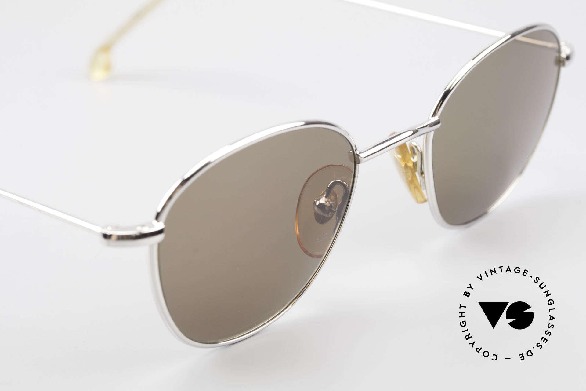 "W Proksch's M8/1 90's Advantgarde Sunglasses, this old WP ORIGINAL incarnates ""classy elegance"", Made for Men and Women"