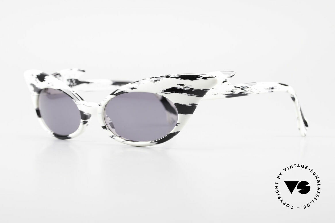 Alain Mikli D309 / 2105 Limited Edition 101 Dalmatians, 'must have' sunglasses for all dog lovers & movie lovers, Made for Women
