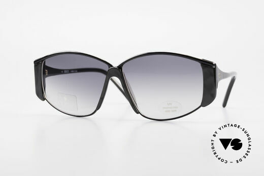 Gucci 2308 80's Ladies Designer Shades XL Details