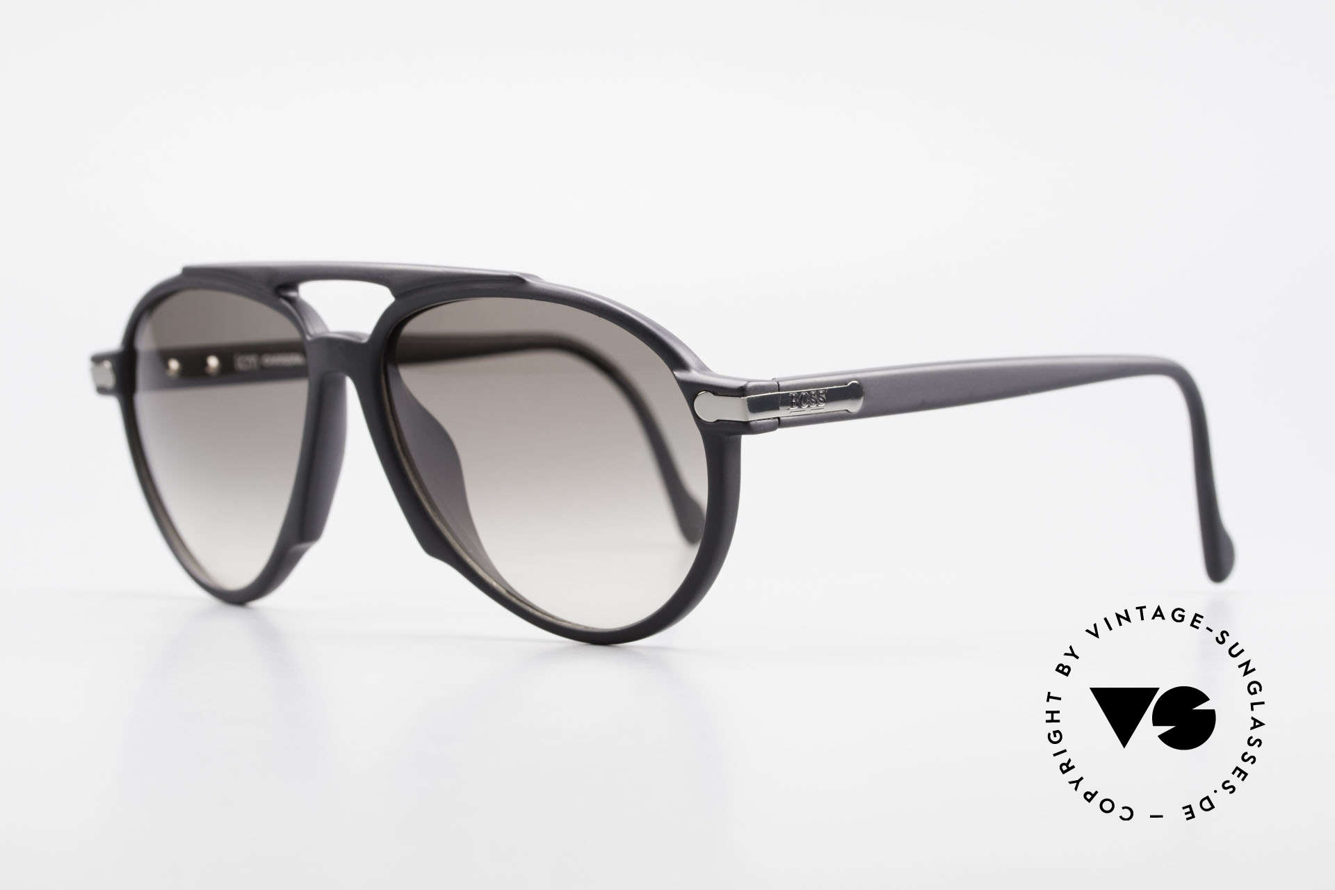 BOSS 5150 Vintage 90's Aviator Shades, cooperation between BOSS & Carrera, back then, Made for Men and Women