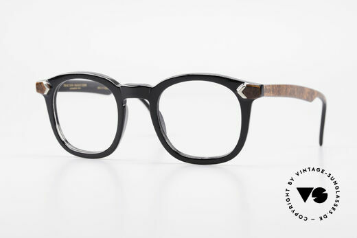 Traction Productions Allen Woody Allen Glasses 1980's Details