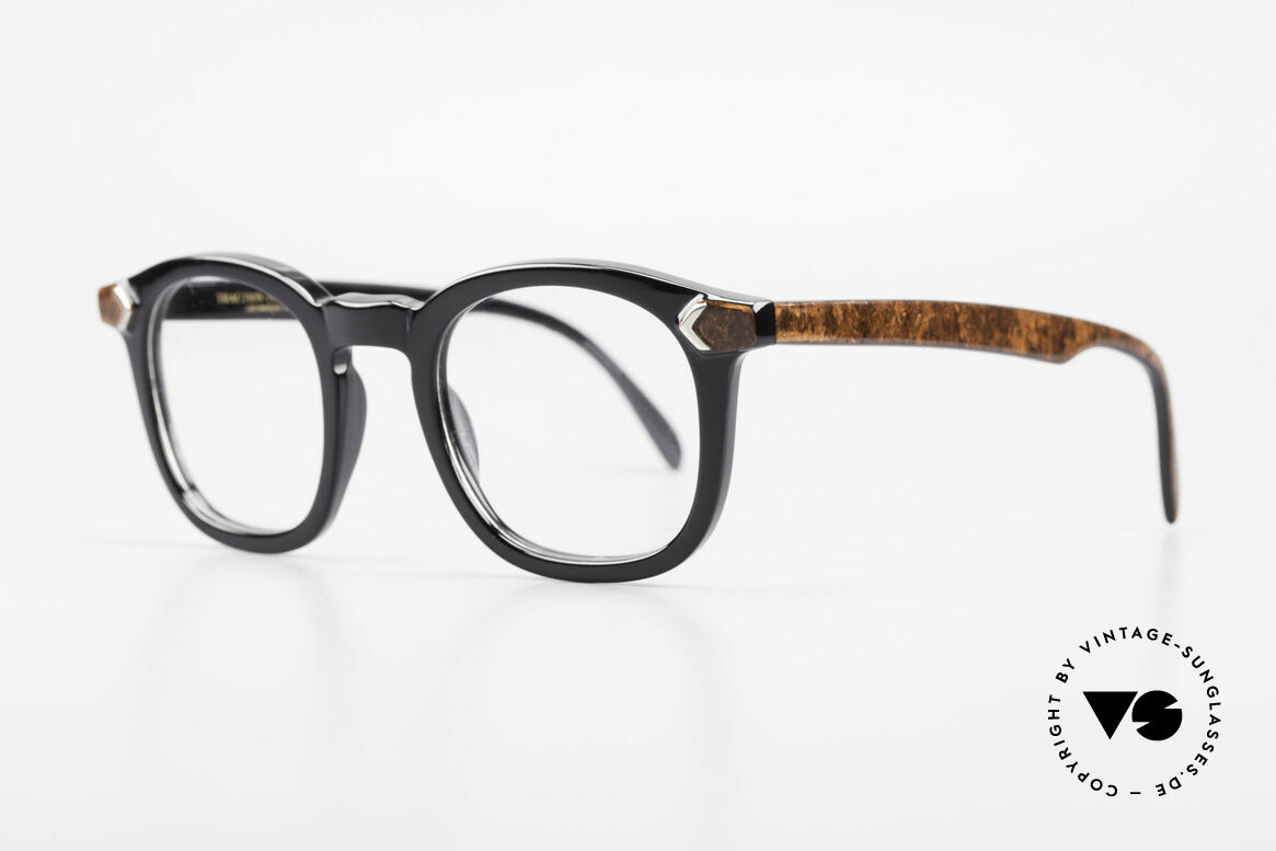 Traction Productions Allen Woody Allen Glasses 1980's, in cooperation with well-known 80's designers, Made for Men and Women