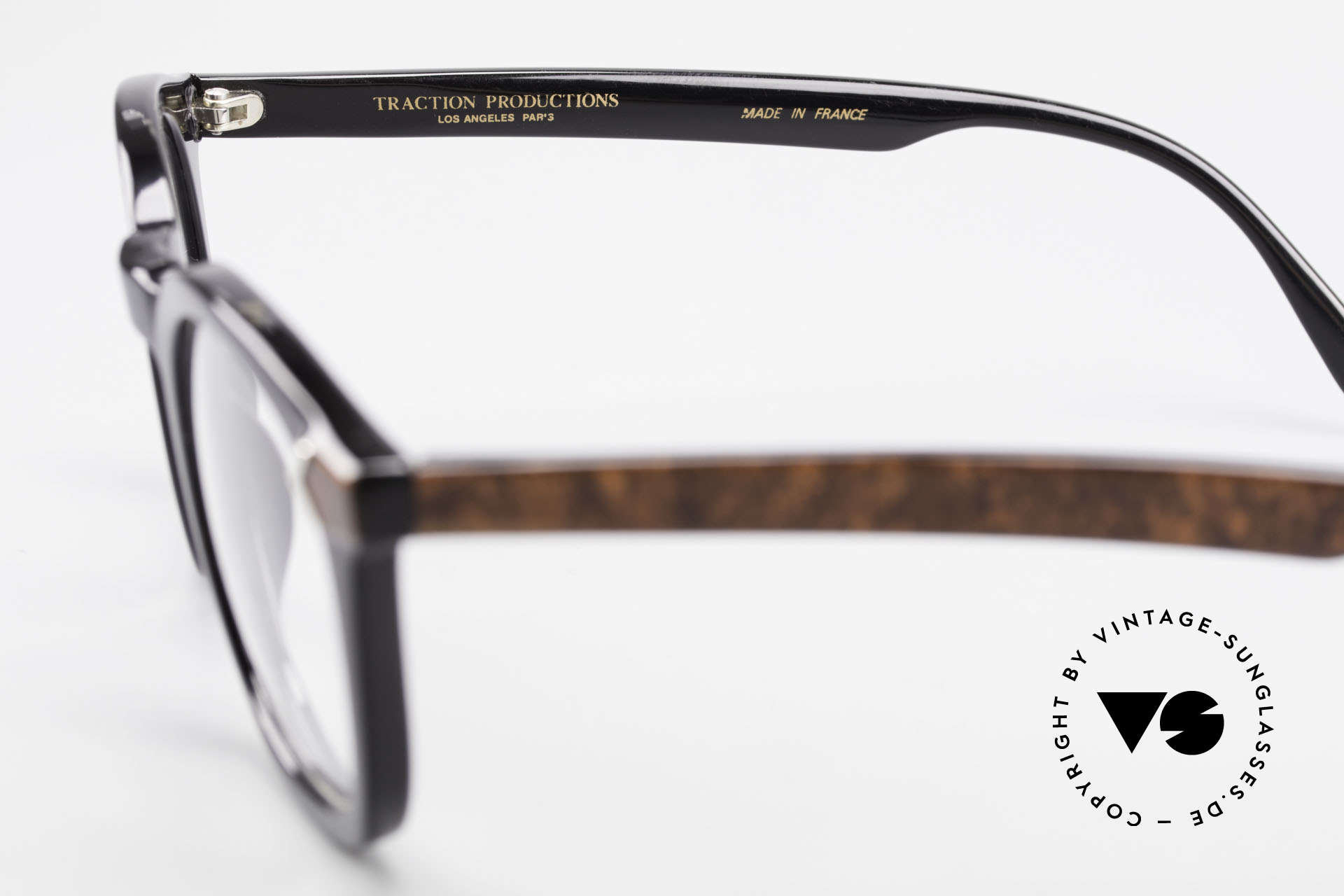 Traction Productions Allen Woody Allen Glasses 1980's, Size: small, Made for Men and Women