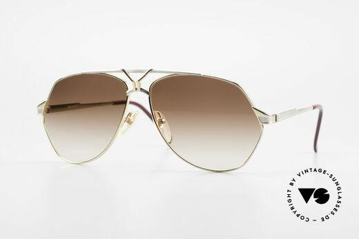 Yves Saint Laurent 8806 80's YSL Men's Luxury Shades Details