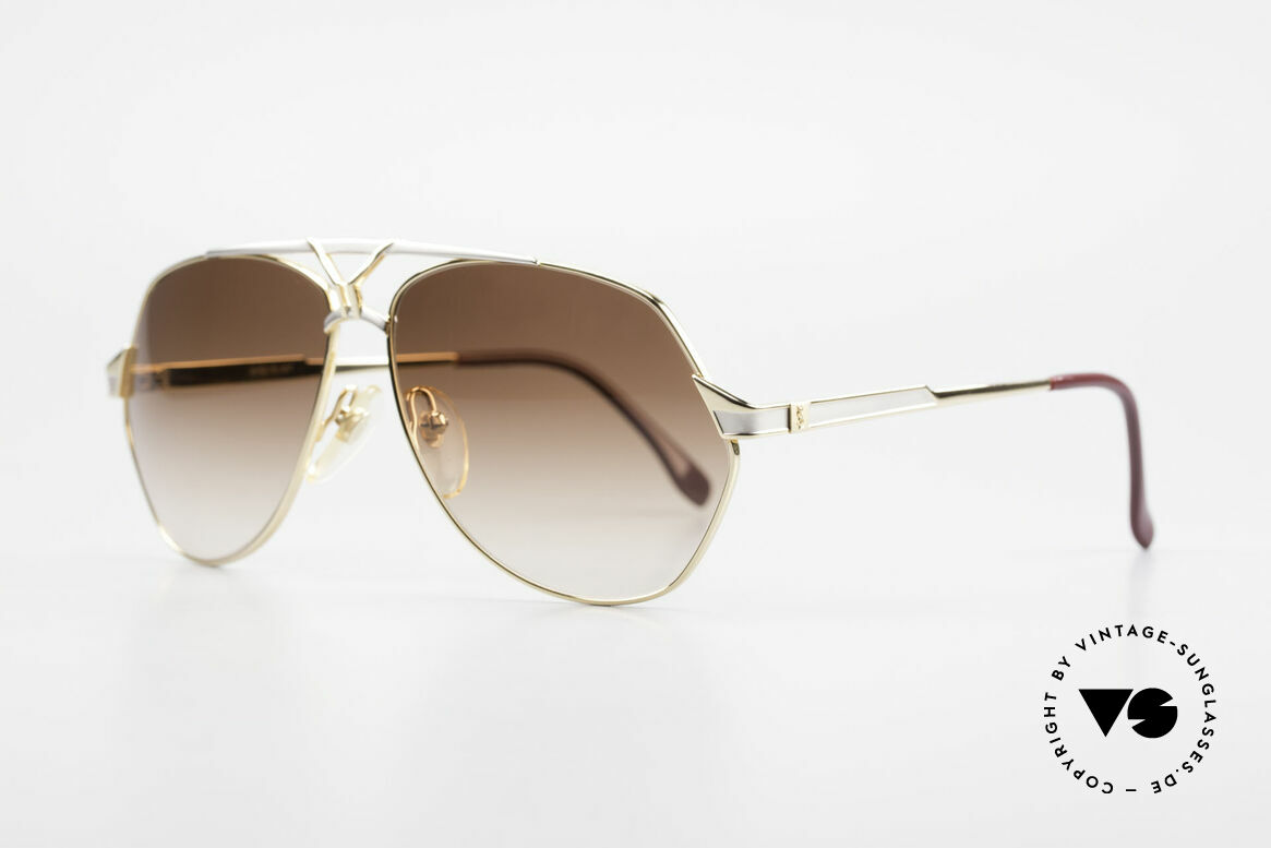 Yves Saint Laurent 8806 80's YSL Men's Luxury Shades, a true alternative to the ordinary 'Aviator-style', Made for Men