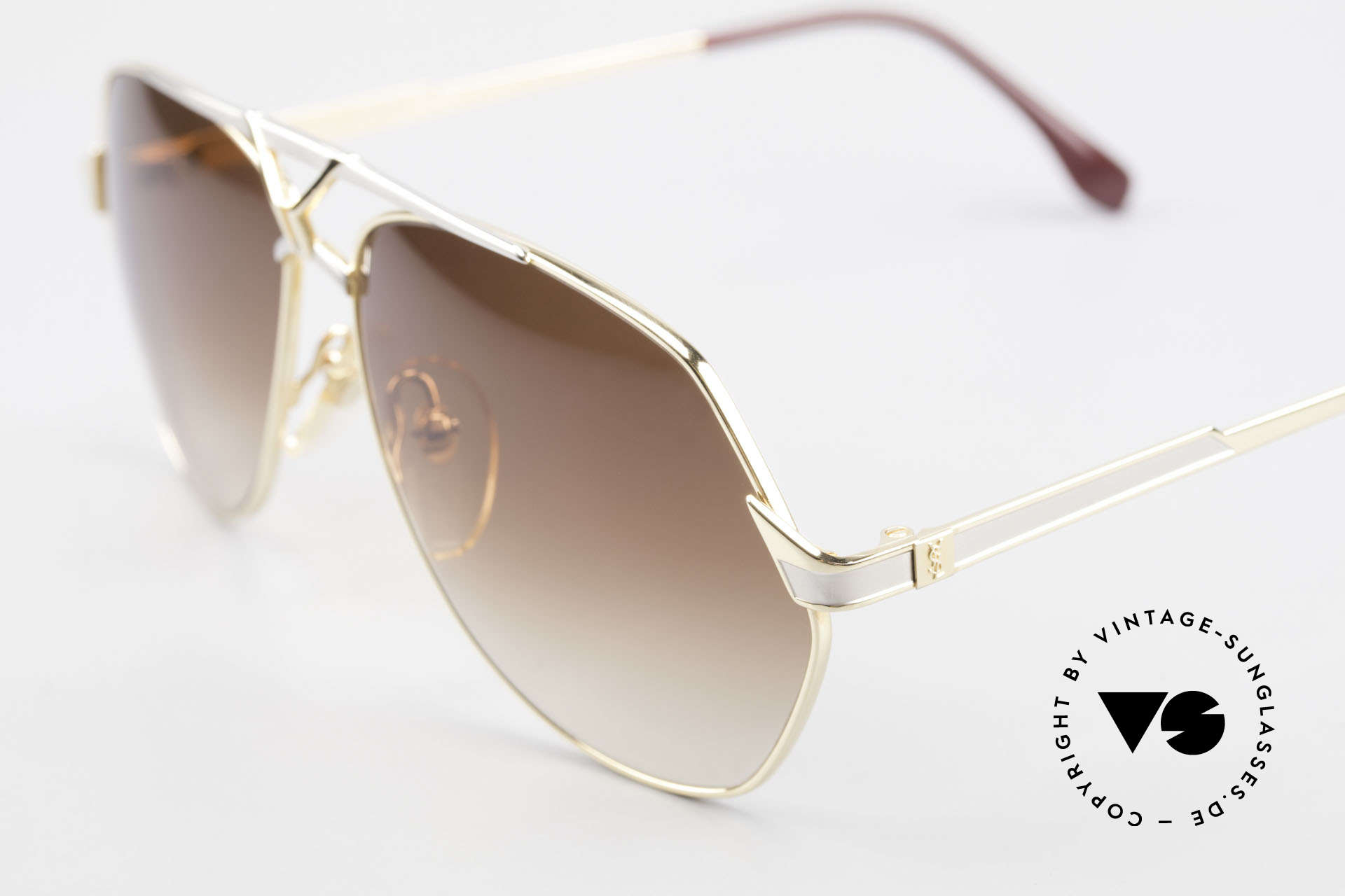 Yves Saint Laurent 8806 80's YSL Men's Luxury Shades, never worn (like all our vintage YSL sunglasses), Made for Men