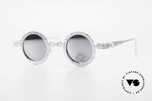 Koure Icon 2266 Mirrored Steampunk Shades Details