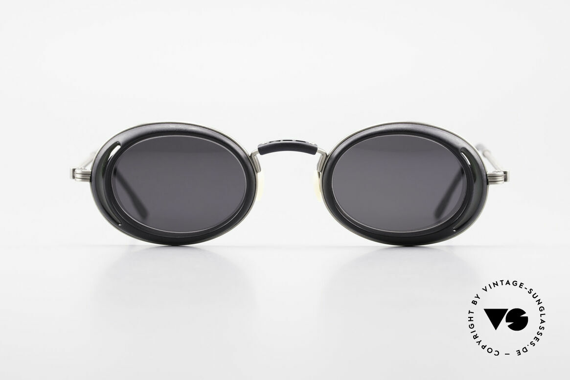 DOX 05 ATS Industrial Frame Gaultier Syle, made in the same factory like Y. Yamamoto & Gaultier, Made for Men and Women