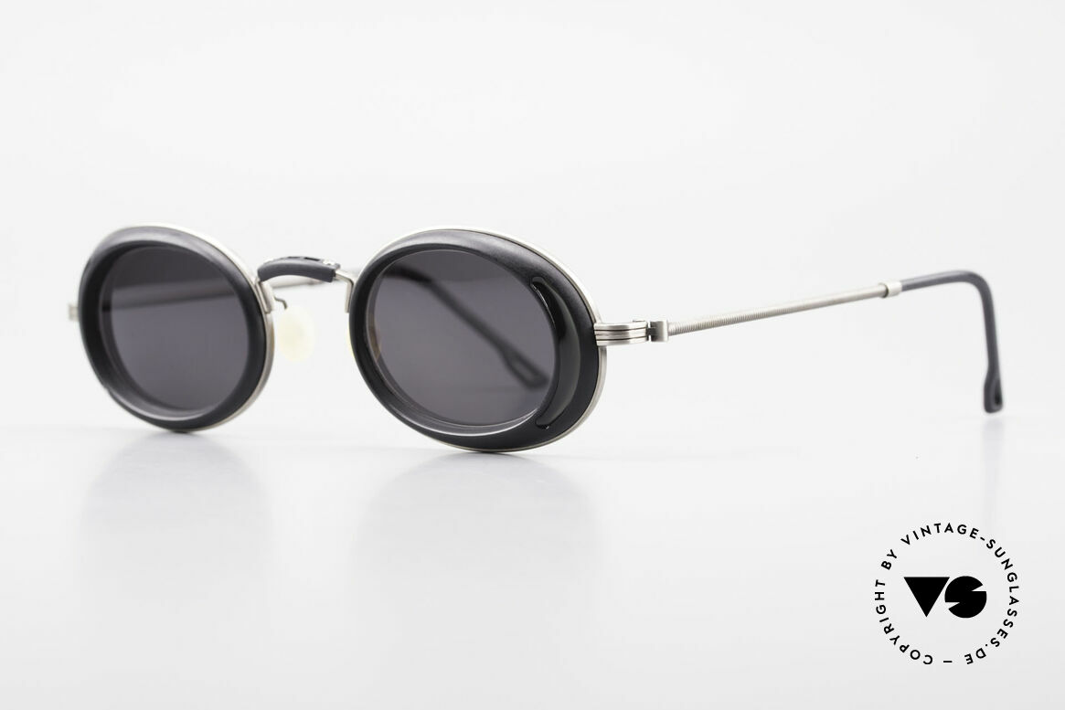 "DOX 05 ATS Industrial Frame Gaultier Syle, accordingly, the same craftsmanship / ""look-and-feel"", Made for Men and Women"