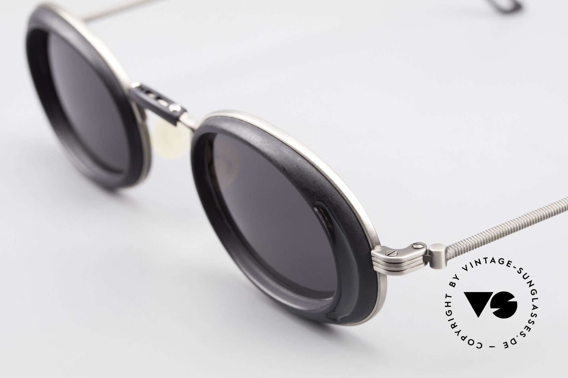 "DOX 05 ATS Industrial Frame Gaultier Syle, ""industrial"" frame design with ""Steampunk"" elements, Made for Men and Women"