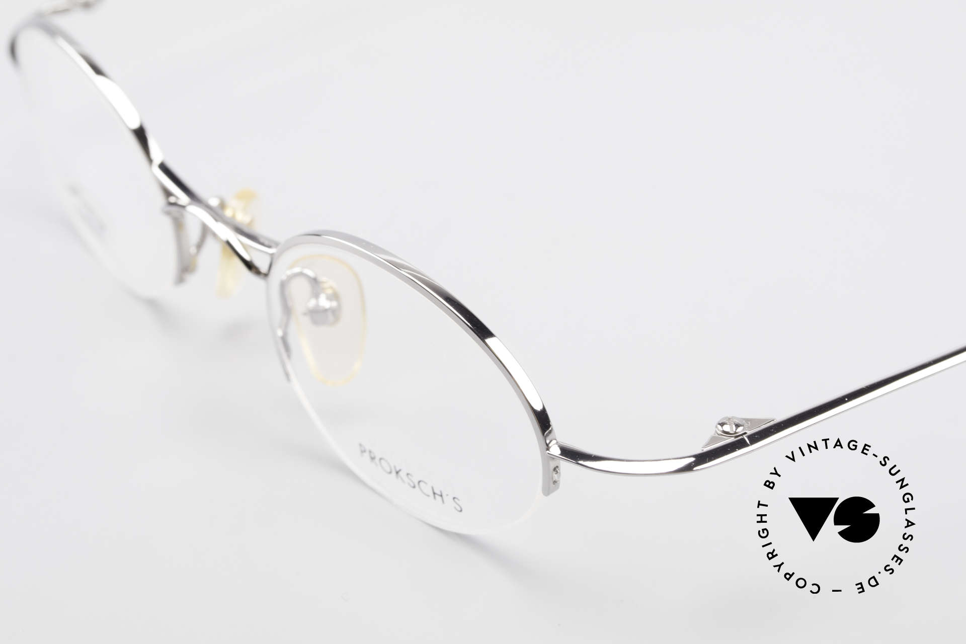 W Proksch's M35/2 Semi Rimless 90's Avantgarde, since 1998 the company Kaneko produces licensed, Made for Men