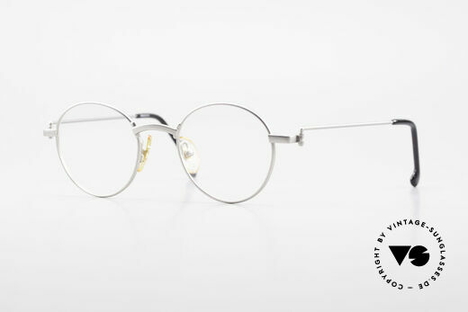 W Proksch's M32/8 Panto Glasses 90s Avantgarde Details