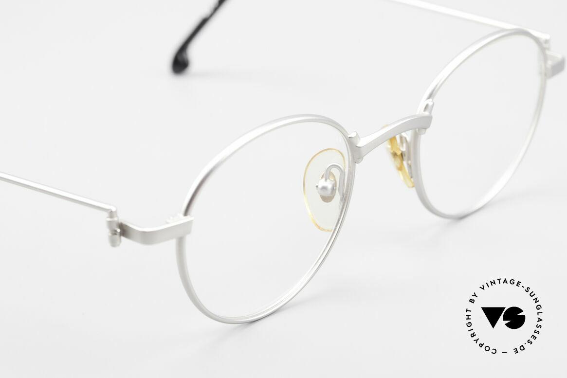 "W Proksch's M32/8 Panto Glasses 90s Avantgarde, this old WP ORIGINAL incarnates ""classy elegance"", Made for Men"