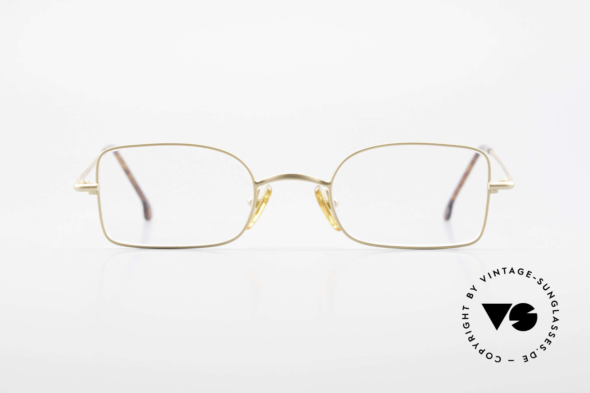 W Proksch's M19/9 Orig 90's Avantgarde Glasses, back then, produced by Wolfgang Proksch himself, Made for Men and Women