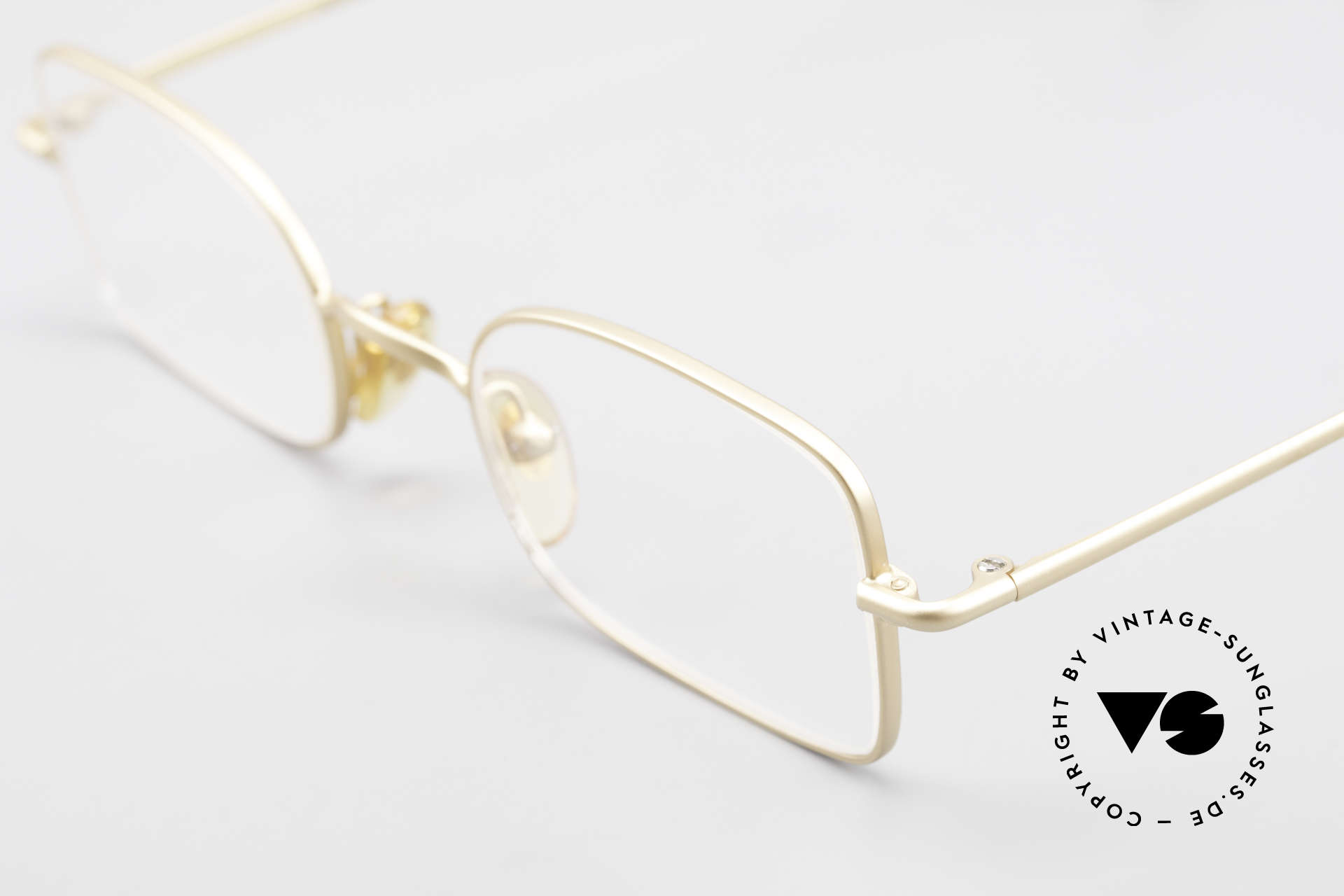 W Proksch's M19/9 Orig 90's Avantgarde Glasses, since 1998 the company Kaneko produces licensed, Made for Men and Women