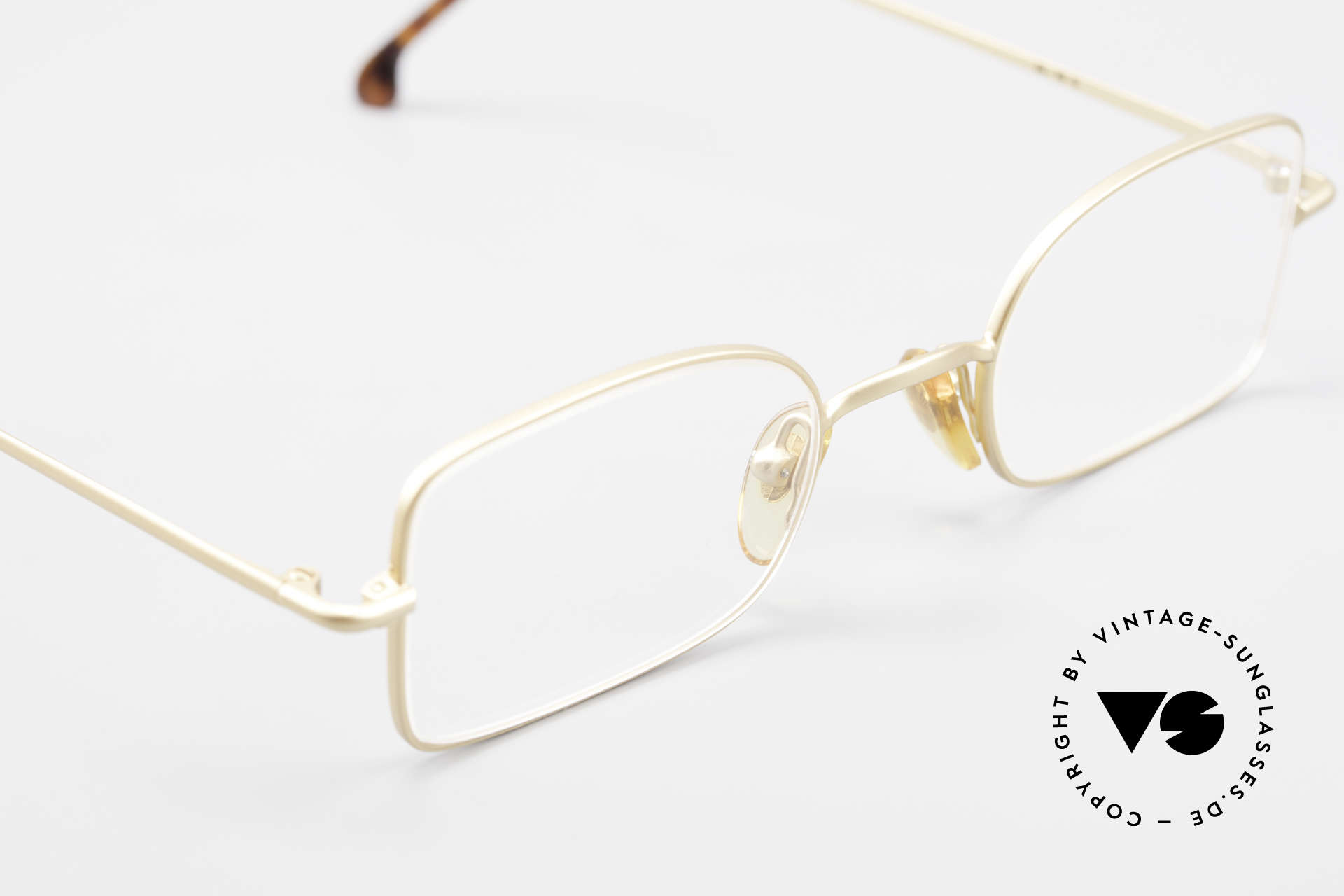 "W Proksch's M19/9 Orig 90's Avantgarde Glasses, this old WP ORIGINAL incarnates ""classy elegance"", Made for Men and Women"