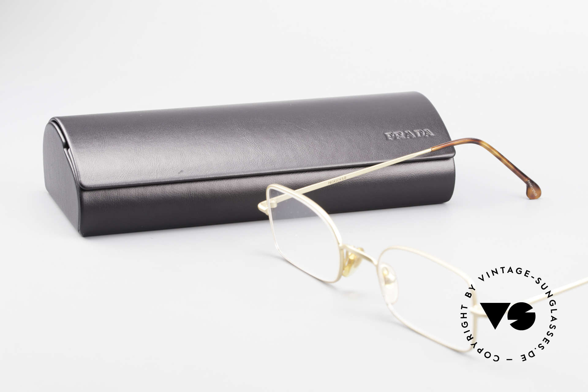 W Proksch's M19/9 Orig 90's Avantgarde Glasses, NO RETRO SPECS; but an app. 25 years old rarity, Made for Men and Women