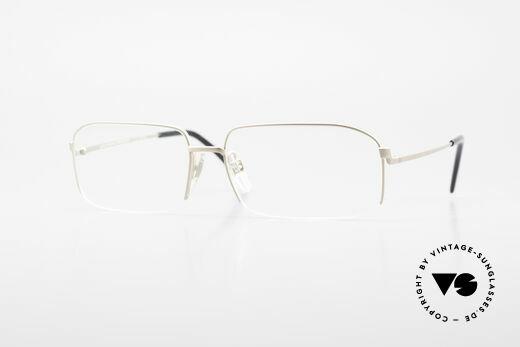 Wolfgang Proksch WP0102 Titanium Frame Made in Japan Details