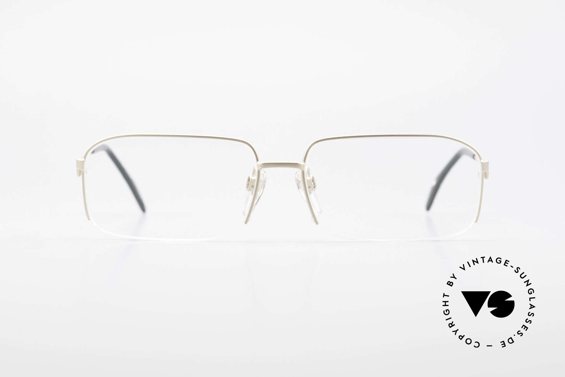 Wolfgang Proksch WP0102 Titanium Frame Made in Japan, WP: one of the most influential eyewear designers, Made for Men