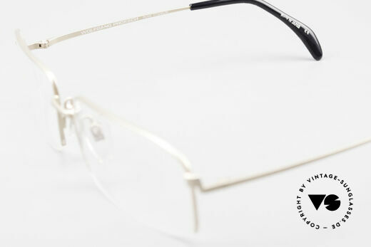 Wolfgang Proksch WP0102 Titanium Frame Made in Japan, PROKSCH worked for Oliver Peoples, IC Berlin ..., Made for Men