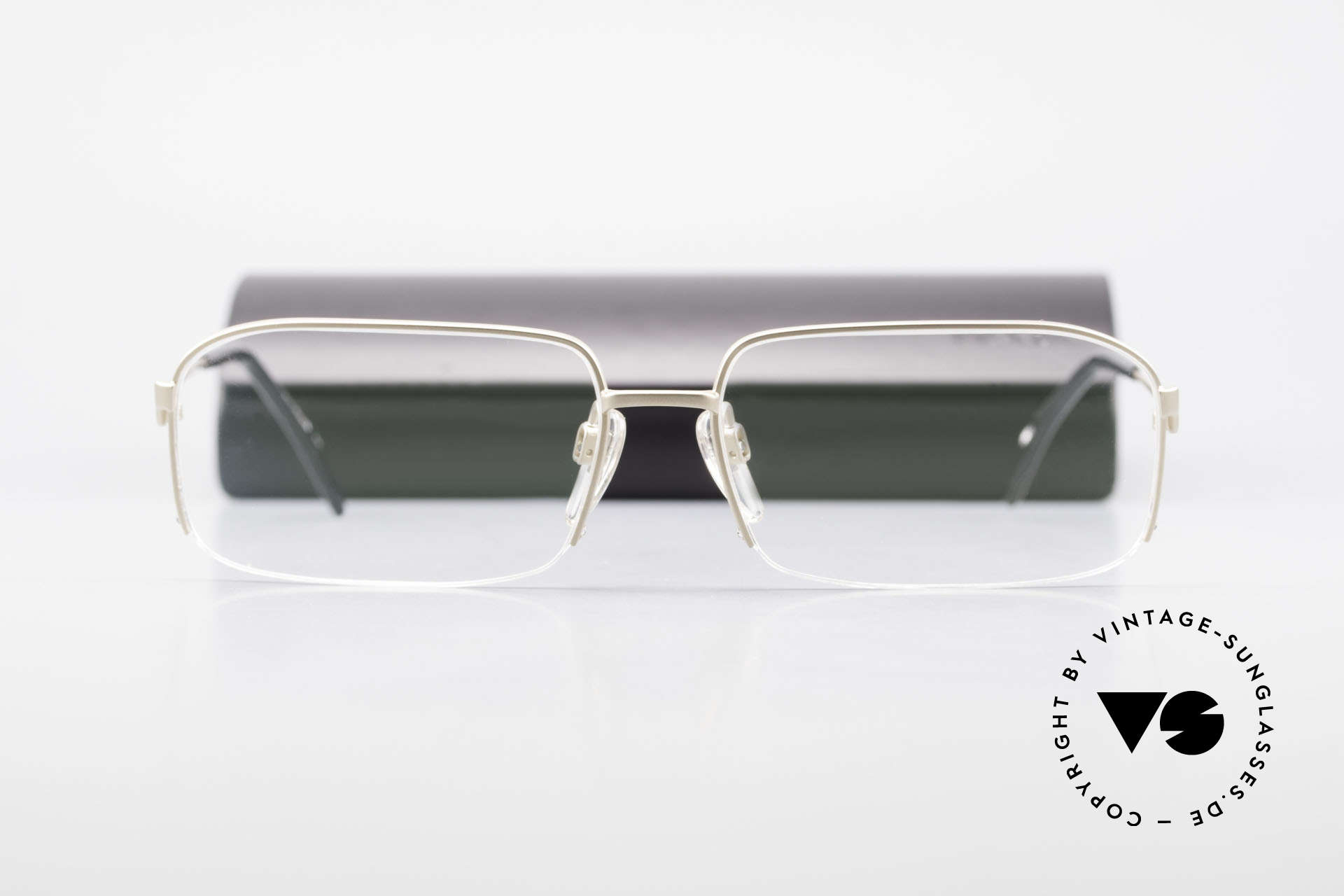 Wolfgang Proksch WP0102 Titanium Frame Made in Japan, Size: large, Made for Men