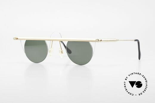 Bauhaus Rohrsonnenbrille Bauhaus Glasses Marcel Breuer Details