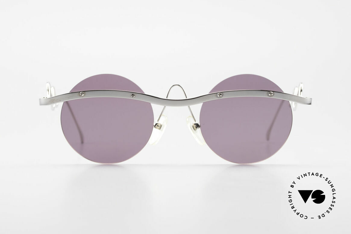 I.M. 301 Insider Vintage Sunglasses, interesting vintage sunglasses from the 1990's, Made for Women