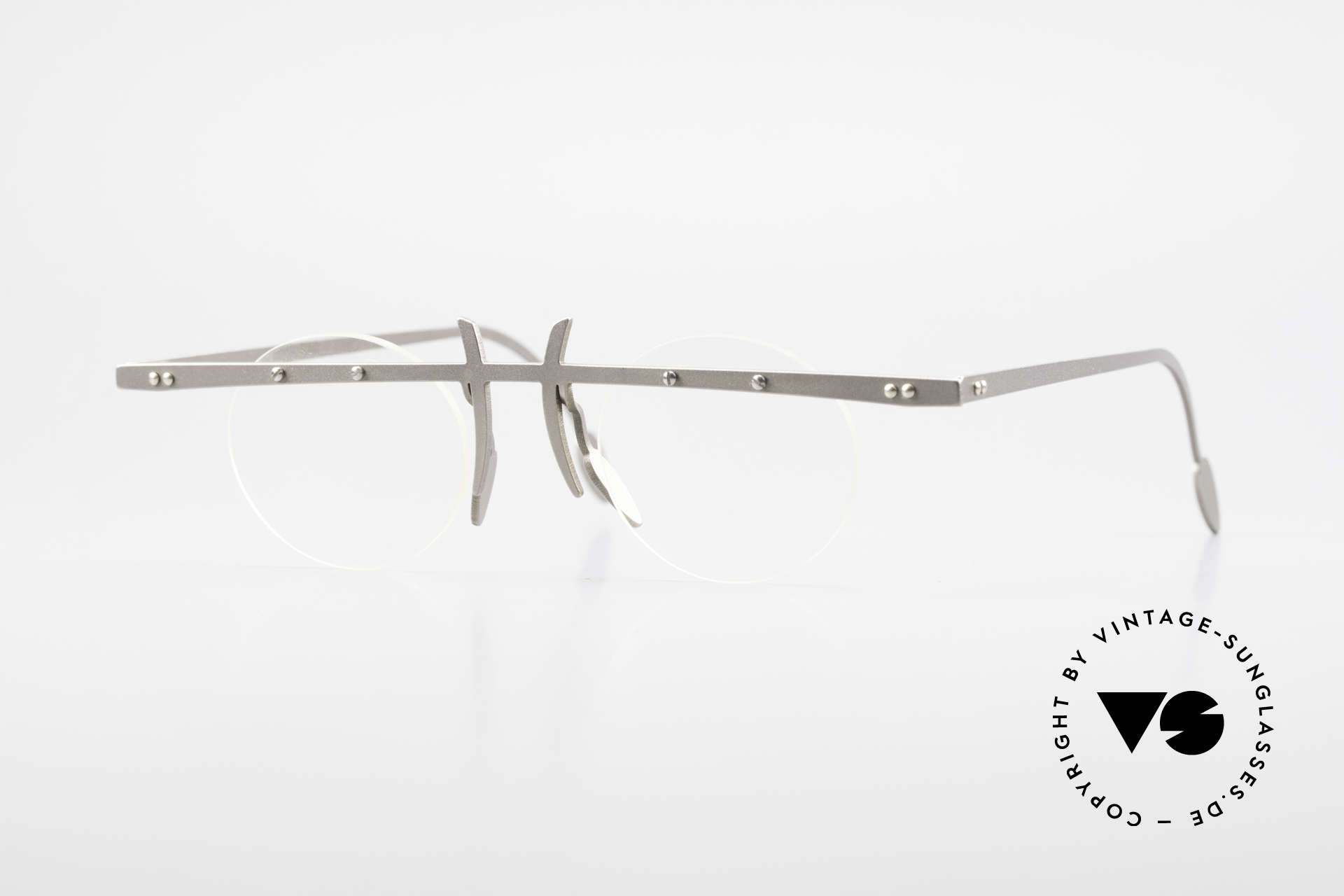 Theo Belgium Tita VI 3 Crazy Eyeglasses Titanium 90s, Theo Belgium: the most self-willed brand in the world, Made for Men and Women