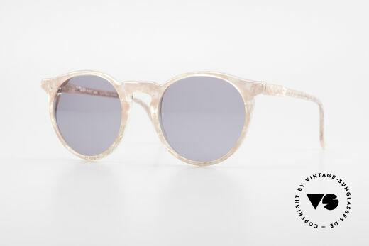 Alain Mikli 034 / 348 80's Panto Sunglasses Ladies Details