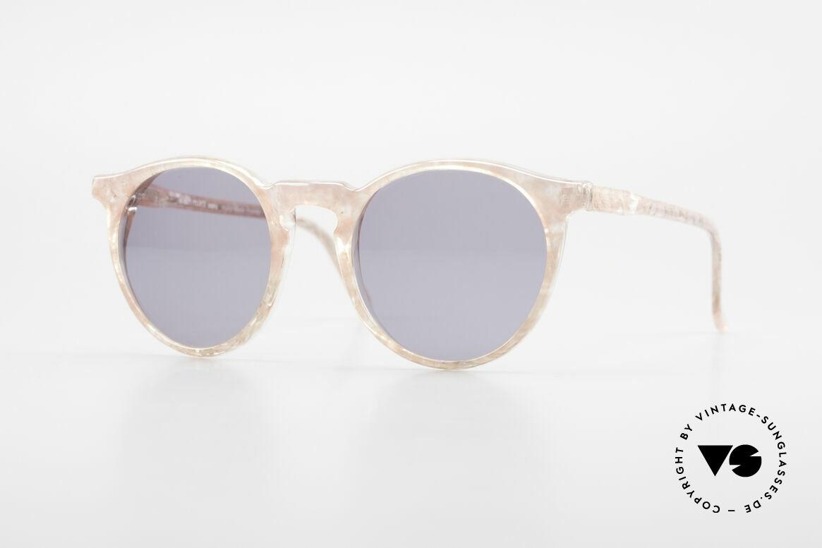 Alain Mikli 034 / 348 80's Panto Sunglasses Ladies, enchanting vintage Alain Mikli designer sunglasses, Made for Women