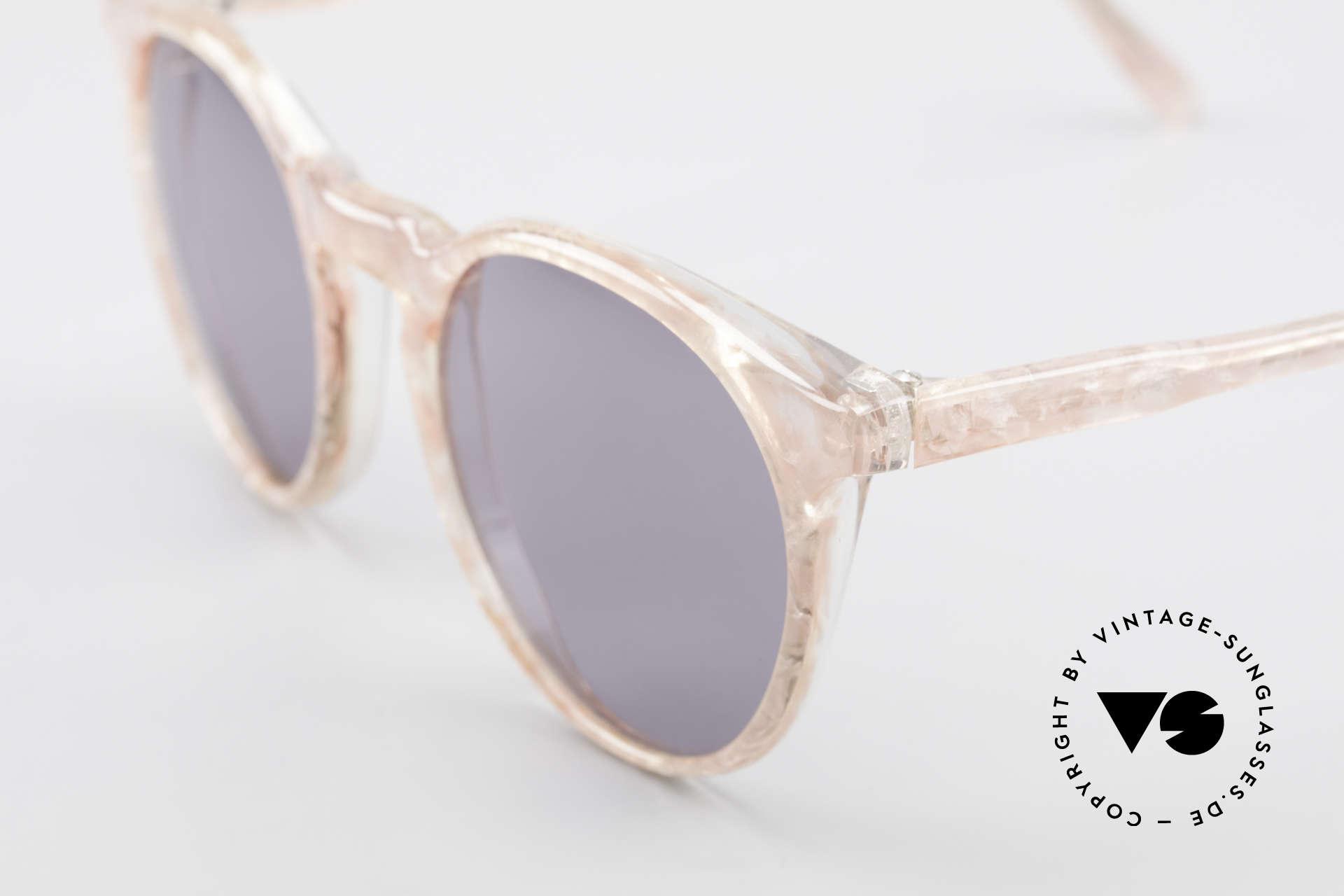 Alain Mikli 034 / 348 80's Panto Sunglasses Ladies, never worn (like all our vintage Alain Mikli specs), Made for Women