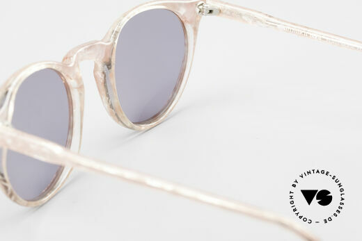 Alain Mikli 034 / 348 80's Panto Sunglasses Ladies, the sun lenses could be replaced with prescriptions, Made for Women