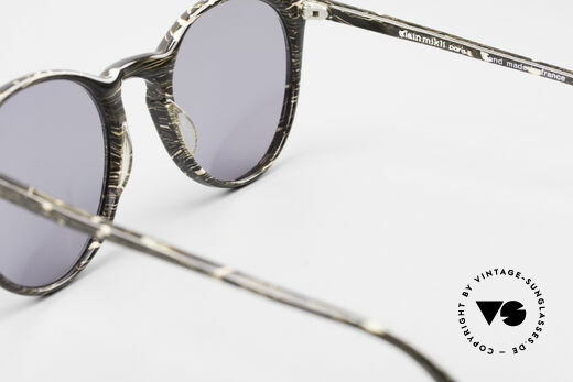 Alain Mikli 901 / 429 Brown Marbled Panto Frame, NO RETRO shades, but an old ORIGINAL from 1989, Made for Men and Women