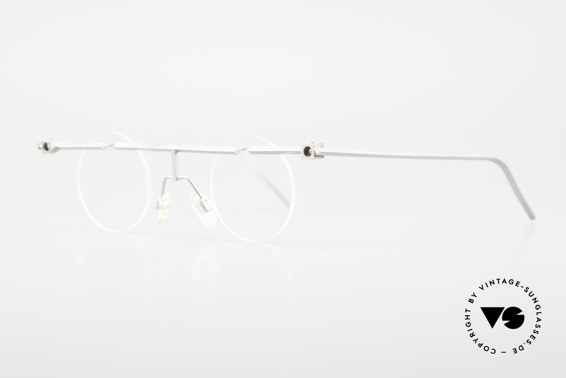 B. Angeletti Sammlerstück Bauhaus Frame Limited Edition, true rarity, handmade, vertu, for all lovers of design, Made for Men and Women
