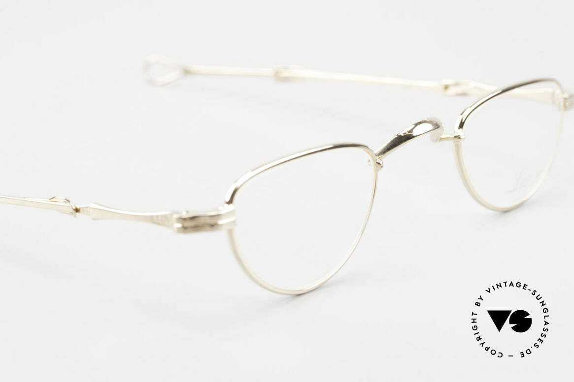 Lunor - Telescopic Extendable Reading Glasses, unworn RARITY (for all lovers of quality) from app. 1996, Made for Men and Women